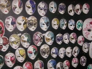 The History of the Masquerade Ball Mask