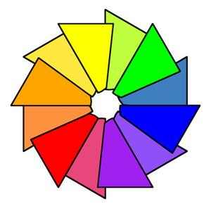 The History of Color Wheels