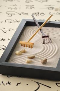 Japansk Zen Gardens for Kids