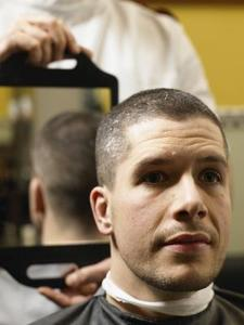 Resonnement for Military Hair Cut