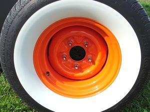 Hvordan Refinish Car Wheels