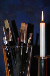 Hvordan Paint Your Own Holder Candle