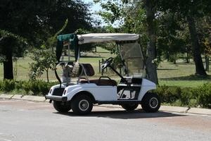 Hvordan forynge 6V golf-cart batterier
