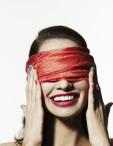 Bachelorette Blindfold Party Games
